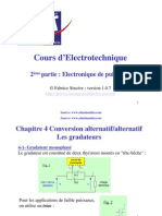 Ch 4 Conversion Alternatif Alternatif Les Gradateurs