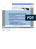 Project Scheduler Screens