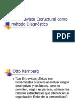 La Entrevista Estructural Como Metodo Diagnostico