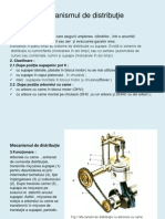 Mecanismul de Distributie PPT