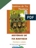 História de Tia Nástacia - O Bom Diabo - Monteiro Lobato