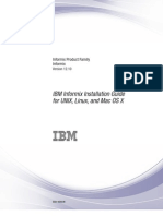 GC27-4526-00 IBM Informix Installation Guide for UNIX, Linux, And Mac OS X v12.10 Ids_ix_bookmap