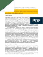 TDR evaluación proyecto CRS