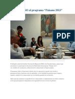 15/07/13 Noticiasnet Se Integra SSO Al Programa Paisano 2013
