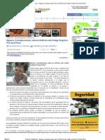 Reporte Confidencial __ Algunas Consideraciones sobre la Reforma del Código Orgánico Procesal Penal