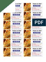 Festival de Pizza Modelo 02