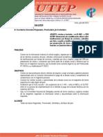 Directiva Sobre Bonificaciones - Julio 2013