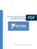 Manual Basico de Usuario de Petrel