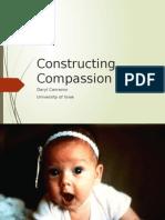 Constructing Compassion- Daryl Cameron