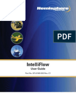 IntelliFlow User Guide 875-0180-000 Rev C1