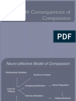 Health Consequences of Compassion- Stephanie Brown