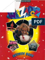 Wizadora Activity Book o