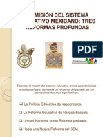 Sistema Educativo Mexicano
