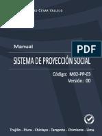 Manual Del Sistema Proyeccion Social.