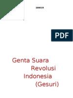 Genta Suara Republik Indonesia - Ir. Soekarno, 17 Agustus 1963