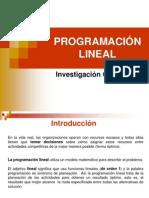 3. Programacion Lineal 1