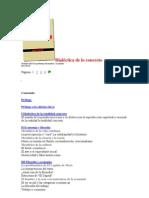 Dialéctica de lo concreto I RVV)
