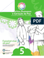 Direitos Humanos e Gearo Da Paz Fascculo 5