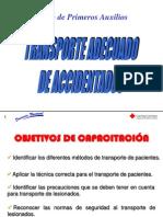 ACETATOS TRANSPORTE ACCIDENTADOS