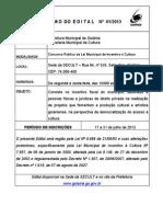Lei de Incentivo - Resumo Edital N1_2013.doc