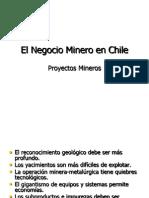 El Negocio Minero en Chile.05.09.09.