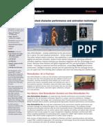 Alias MotionBuilder 6 Overview