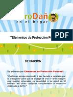 elementosdeproteccinpersonal-090326152201-phpapp02