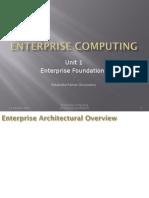 EC-Unit 1A Enterprise Foundations