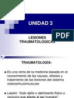 03 y 04 enf prof traumatológicas - intoxicaciones