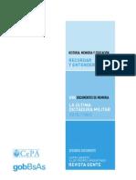7142641 Revista Gente Carta Abierta a Los Padres Argentinos