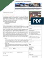 Retarding Admixture (Retarder) - Teknologi Bahan Bangunan