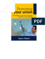 Promoting Your Union