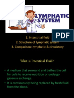 Concept of Lymphatic System