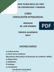 CONCILIACIÓN, DIAPOSITIVAS