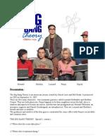 The Big Bang Theory Episod 1 Season 1