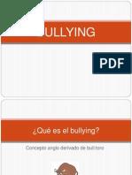Qué es el bullying