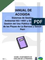 MANUAL DE ACOGIDA - Sistemas de Gestión Ambiental y Sistema de Gestión de Uso Público
