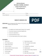 36257913 Newborn Care Checklist
