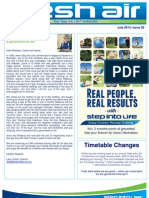 Step Into Life Keysborough July 2013 Newsletter