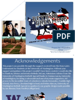 beyond dreaming undocumented students scholarships wa state