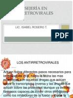 Antirretrovirales é I.O. mAYO
