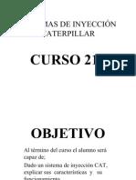 CATERPILLAR Entrenamiento Sistemas de Inyeccion DIESEL
