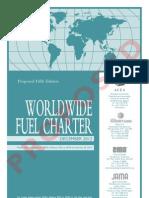 Worldwide Fuel Charter 2012