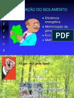 AVALIAÇÃO DO ISOLAMENTO