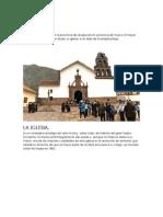 Iglesia de Huaro