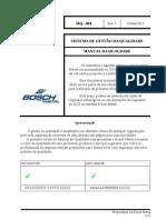 Q-001 Manual Da Qualidade