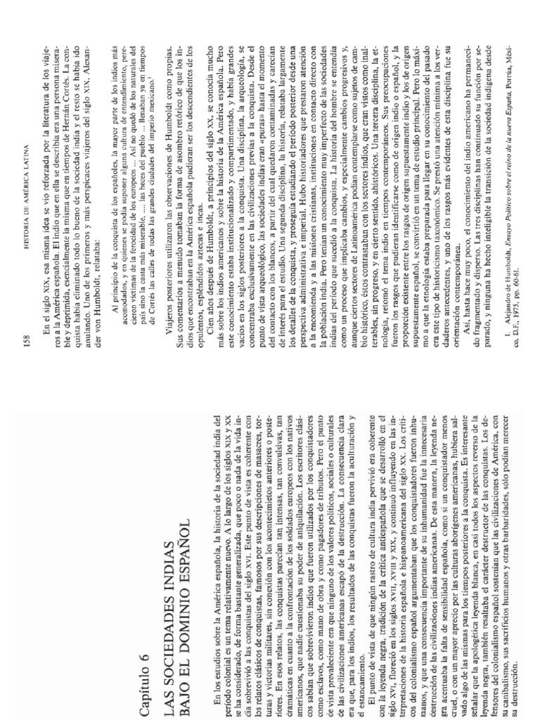 04Leslie Bethell - Historia de América Latina Tomo 4 cap 6