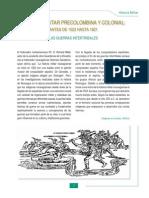 Historia Militar Precolombina