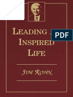Leading an Inspired Life -