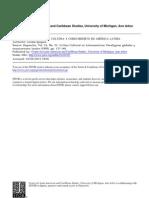 COLONIALIDAD DEL PODER, CULTURA Y CONOCIMIENTO EN AMÉRICA LATINA